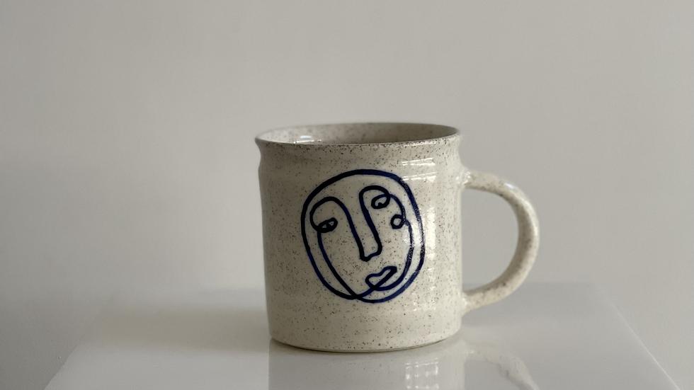 Faces Mug 2
