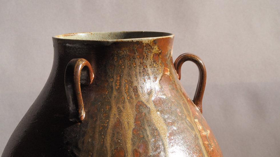 XLWood Fired Vase