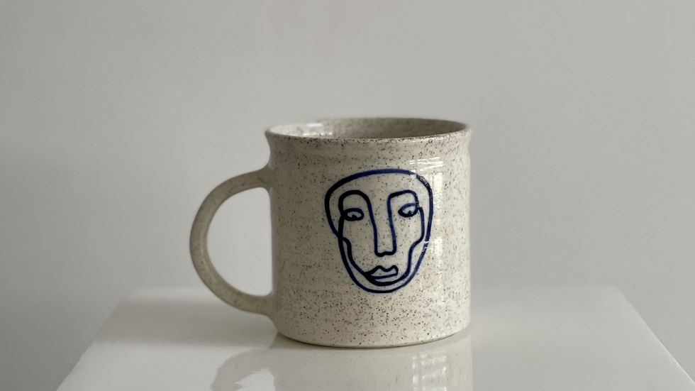 Faces Mug 3