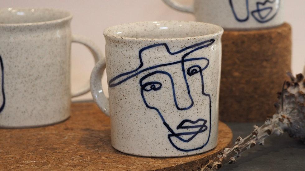 Conversation Mug