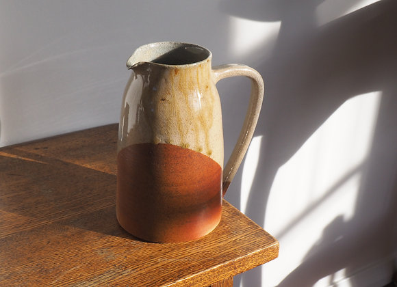 Wood Fired Pitcher 4