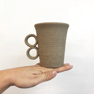 Tall Tumbler with handle