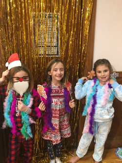 Holiday Pajama Party 2017!