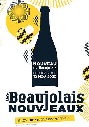 PACK PETIT CANON dernière minute ! - Beaujolais Nouveau