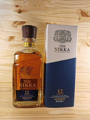 THE NIKKA 12 ans