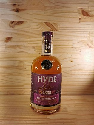 HYDE n°5 Finition Bourgogne