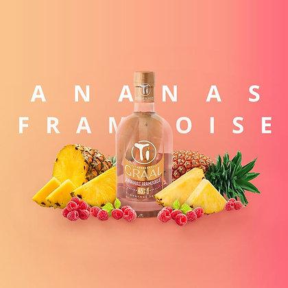Ti Arrangé de ced GRAAL Ananas Framboise