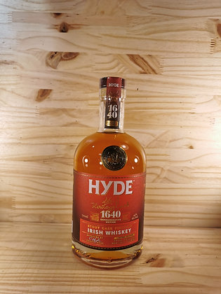 HYDE n°8 Finition Stout