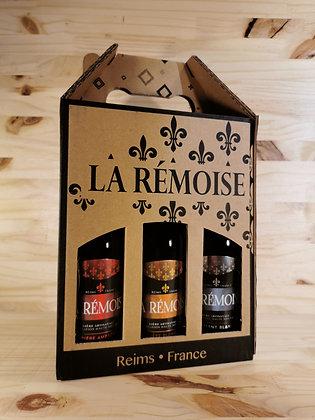 REMOISE - Box cadeau 6 bières