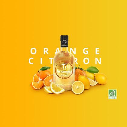 Ti Arrangé de ced Orange Citron BIO