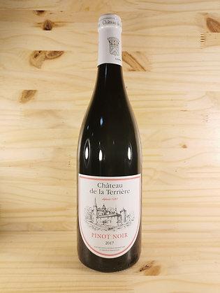 CHATEAU DE LA TERRIERE - Bourgogne Pinot noir
