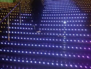 京都伊勢丹大階段