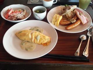 鳥羽国際ホテル朝食バイキング