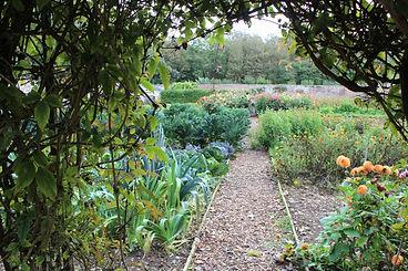 Pomarius Residency Walled Garden