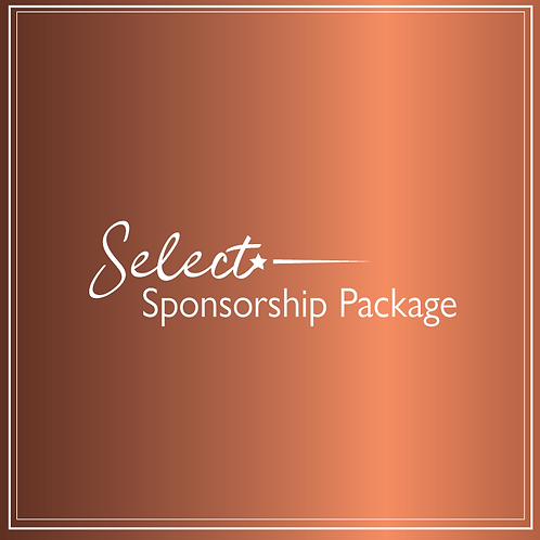 Select Sponsorship Package