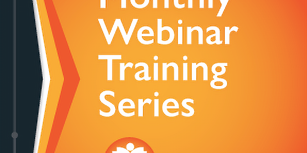 Monthly Webinar Training - Crisis Communication
