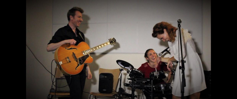 Répétition avant concert à Dijon