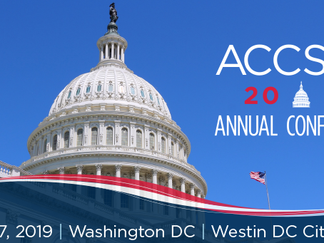 ACCSES 2019 ANNUAL CONFERENCE