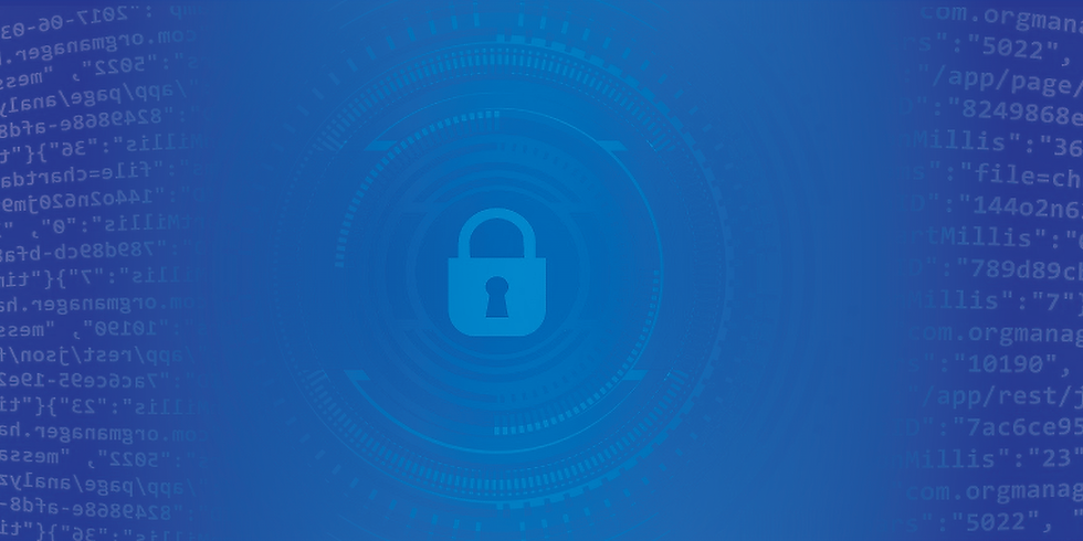 Cyber Security for Non-Profits  - June 25th, 2020