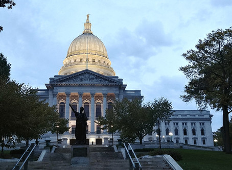Joint letter to Governor Evers outlining shared 2021-23 priorities