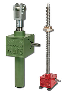 Thomson Linear Worm Gear Screw Jacks