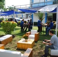 Tendas e Mobiliário