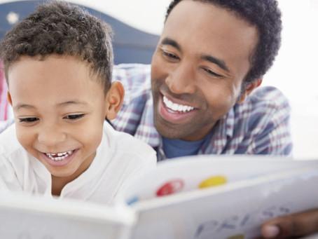Já leu para o seu filho hoje?