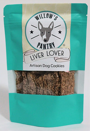 Liver Lover Artisan Dog Cookies 120g