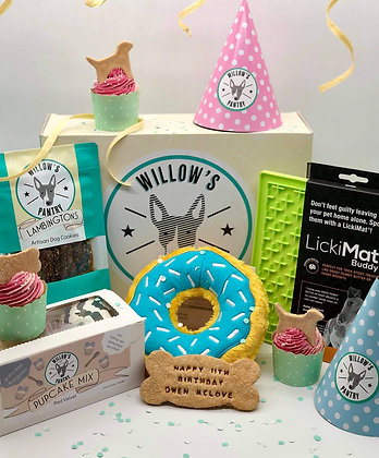 Pawty Animal Celebration Box