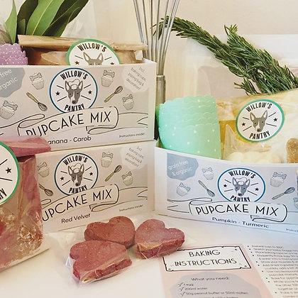 B.I.Y. Pupcake mix Grain Free & Organic