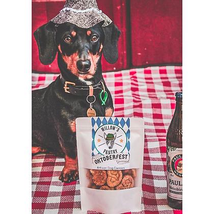 Oktoberfest Artisan Dog Cookies 120g