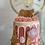 "Thumbnail: Tall Gourmet Dog Cake 4""- 8"""