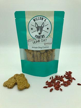 Hump Day - Artisan Dog Cookies 120g