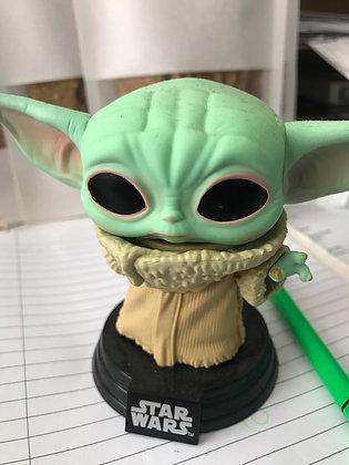 Baby Yoda Cake for Yoda :)