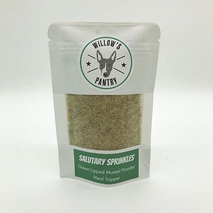 Meal Topper - NZ Green Lipped Mussel Powder 80g