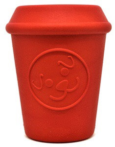 Sodapup Coffee Cup Chew Toy