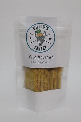 Piña Howlada Artisan Dog Cookies 100g