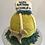 "Thumbnail: Tennis Ball Cake 5"" & 6"""