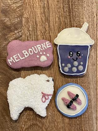 Melbourne Dog Box - Boba n Sushi