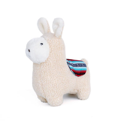 Zippy Paws Storybooks Liam the Llama