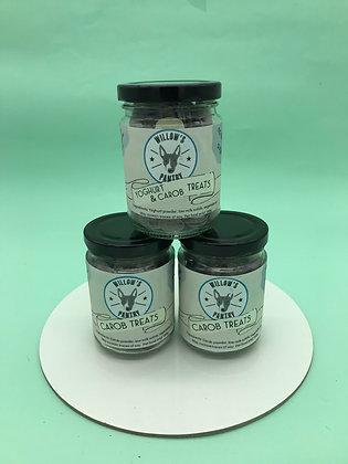 Carob & Yoghurt Treats 140g Jar