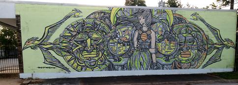 Coatlicue - Los Angeles, CA