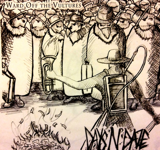DND Vultures Album Cover