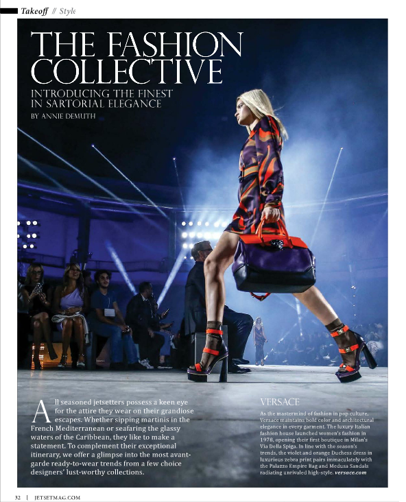 The Fashion Collective 1
