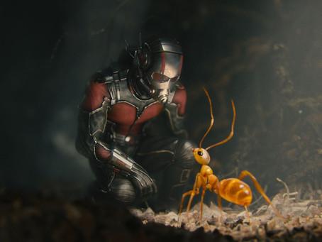 Ant-Man: El Nuevo Paladín de Marvel