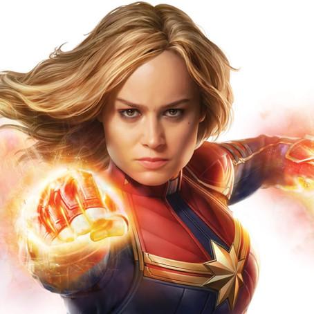 Capitana Marvel y su tambaleante aterrizaje en el Universo Marvel