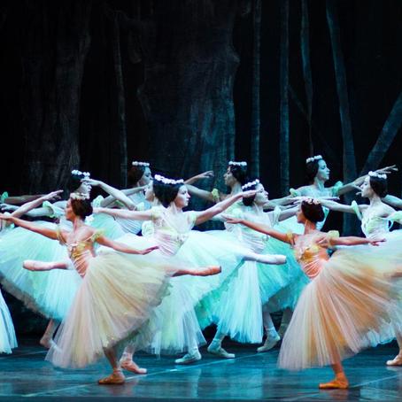 Dos noches bajo el encanto del Ballet Nacional de Cuba