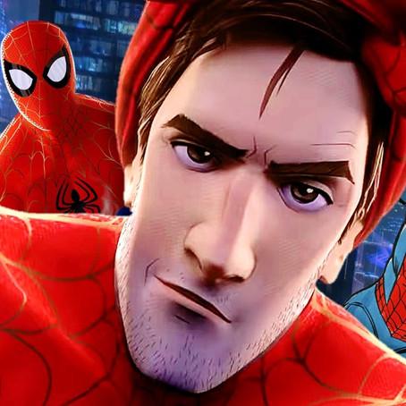 Spiderman un nuevo universo: la metáfora del yo en el tiempo