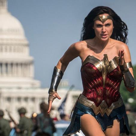 Bajo el lazo de la verdad de Wonder Woman 1984