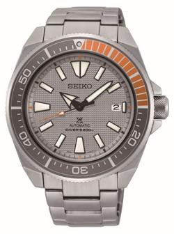 Seiko Prospex Grey